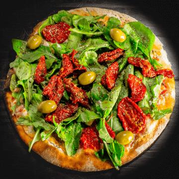 Rúcula c/ Tomate Seco